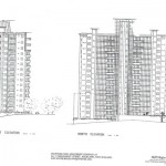 12. North & West Elevations